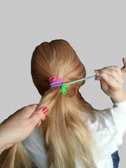 Украшение для волос замок
