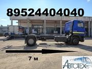 Удлинить Газон Газ 3309 Газ 3307 Удлинение Маз 4371