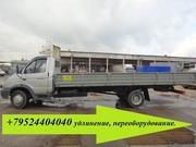 Фургон на Валдай