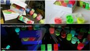 Набор светящихся красок