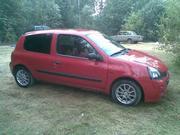 Продам автомобиль Renault Clio 2,  2002 г.в.