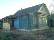 Продаю крепкий деревянный дом