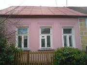 Продается половина кирпичного дома